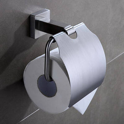 Bathroom Tissue Holder