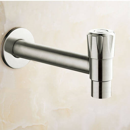 Kitchen faucet bibcock manufacturer 304 stainless steel for Bathroom accessories hs code