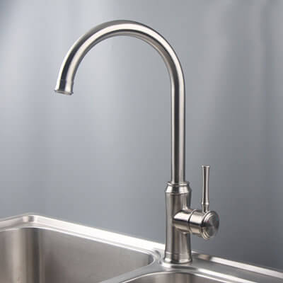 House kitchen sink faucet