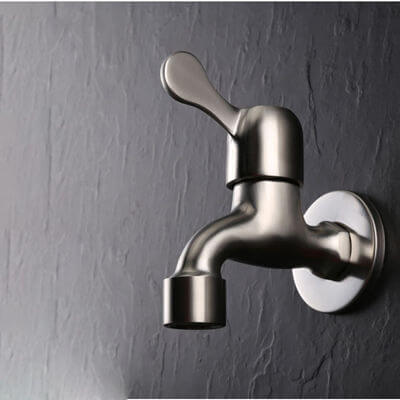 Bathroom faucet bibcock