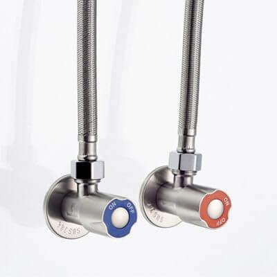 Kitchen faucet valve