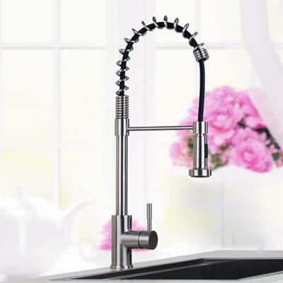 SUS kitchen sink faucet