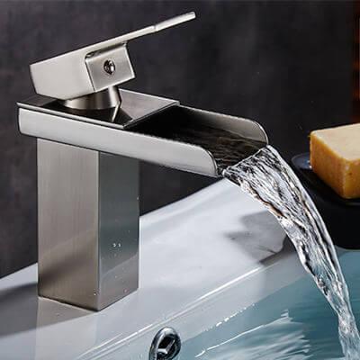Water fall Basin faucet