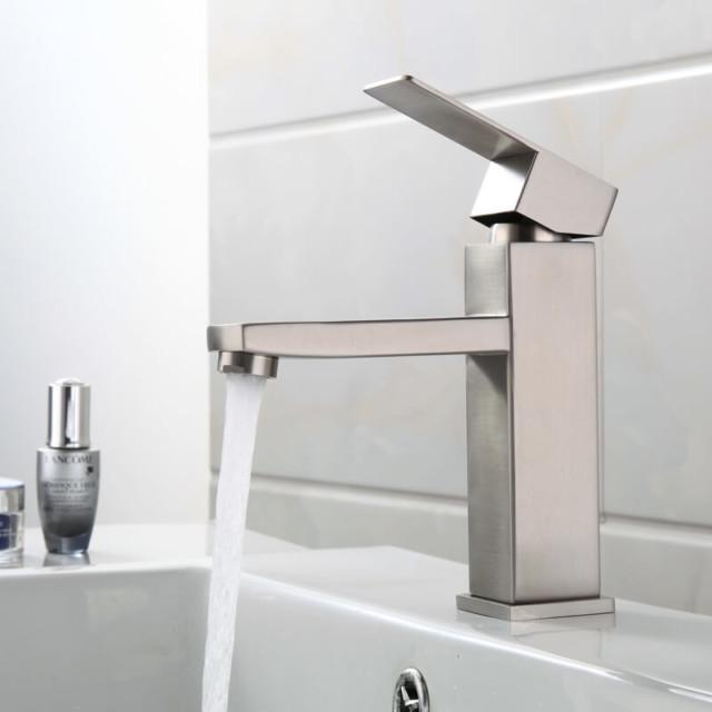 bath basin faucet