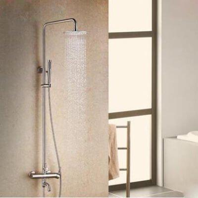 Bath shower faucet mixer
