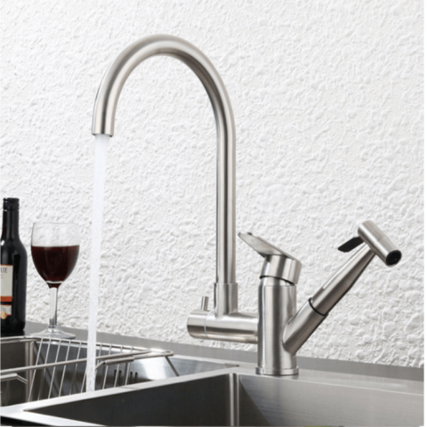 stainless steel faucet tap
