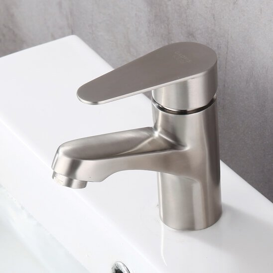 Best faucet manufacturer-304# Stainless steel faucet-HCfaucet